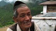 Gurkha-Veteran vom Stamme der Gurung. Sie waren ursprünglich die Elitekämpfer des Königs von Gorkha. (ARTE / © Medienkontor FFP)