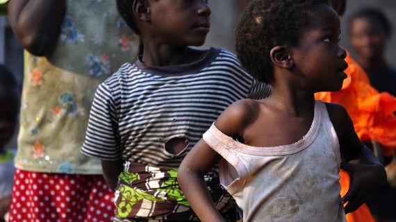 Kinder in Zambezi Bild: ZDF / © Evie Pace