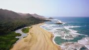 1600 Kilometer lang ist die Karibikküste Kolumbiens. Bild: NDR / © Marco Berger/doc.station