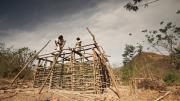 Die Arhuacos bauen ihre Häuser ausschließlich aus natürlichen, nachwachsenden Materialien. Bild: NDR / © Marco Berger/doc.station