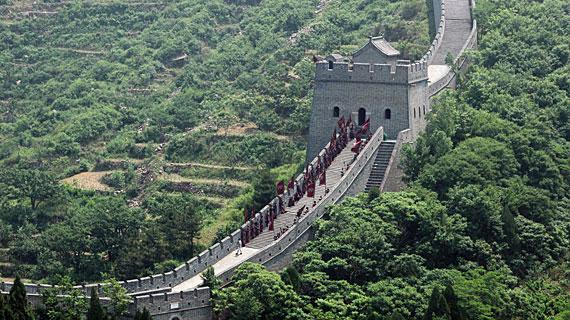 China - Die große Mauer, Bild: SWR/AILL3MEDIA