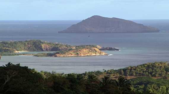 Meerespark vor der Insel Mohéli. Bild: MDR/WDR