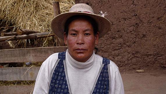Zwischen 1995 und 2000 wurden in Peru mehr als 300.000 Frauen zwangssterilisiert. Die Aktion richtete sich vor allem gegen die Quetchua-Minderheit. Zu ihr gehört auch Aurelia. Bild: ARTE F / © Temps Noir