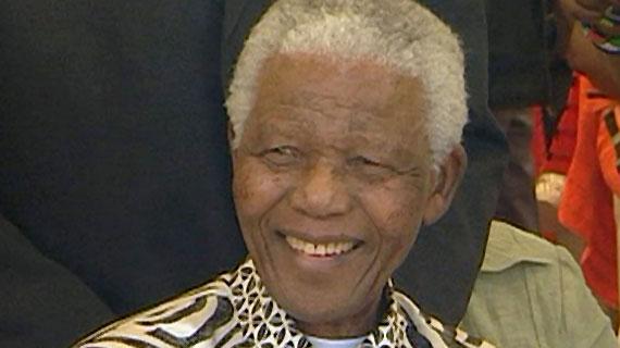 Nelson Mandela Bild: PHOENIX/ARD/Richard Klug