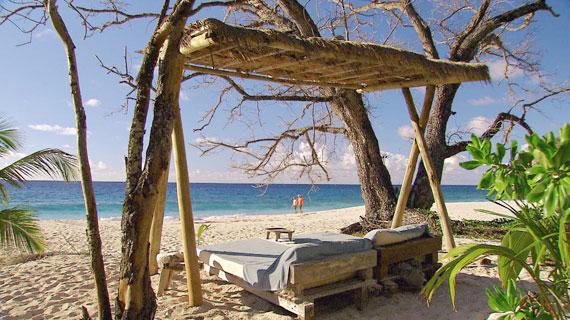 Einfach mal die Seele baumeln lassen - kein Problem auf den Seychellen. Bild: ARTE / © What's Up Films