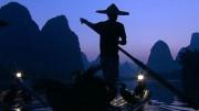 Fischfang mit Kormoranen am Lijang Fluss in China. Bild: PHOENIX/ZDF/ARTE/Li Xiaoshan