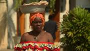 Die Vorfahren der Süßigkeiten-Verkäuferin Emelia Reyes waren afrikanische Sklaven. Bild: NDR / © Marco Berger/doc.station